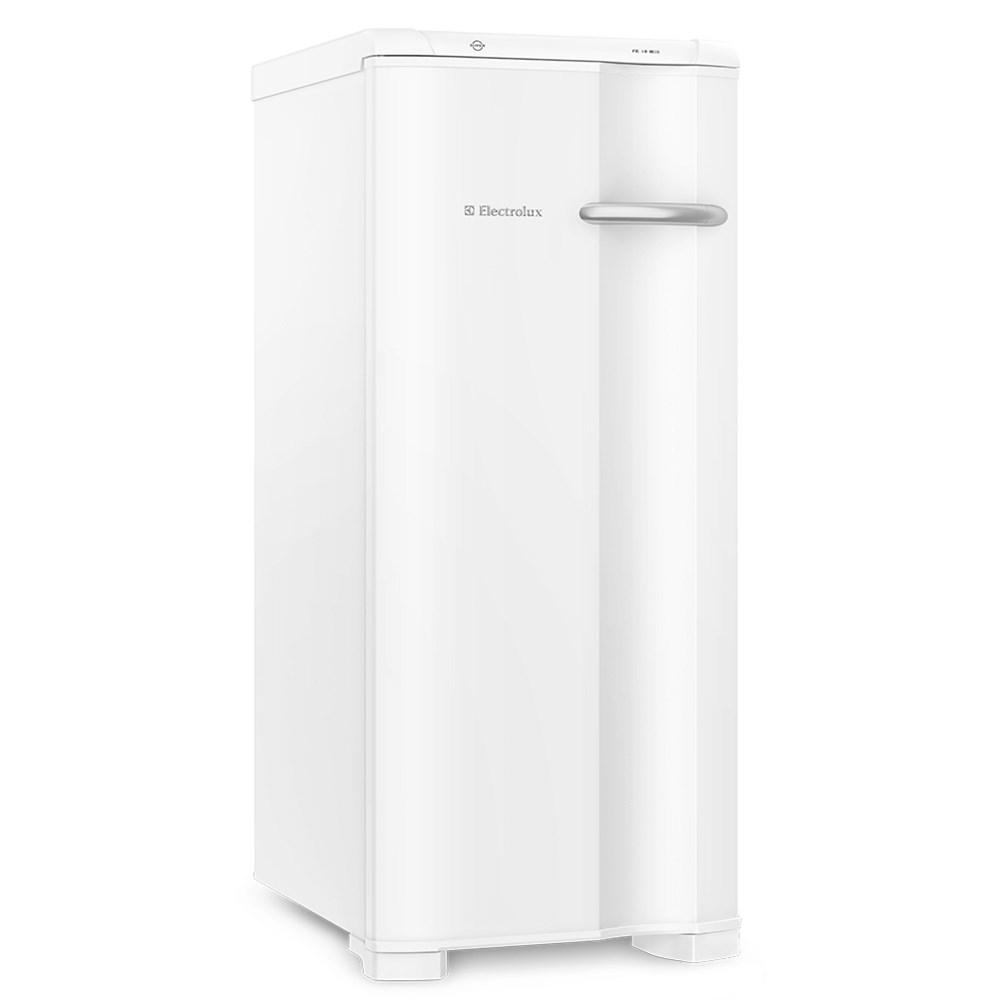 Freezer Electrolux FE18 145L Branco - Vertical 110V