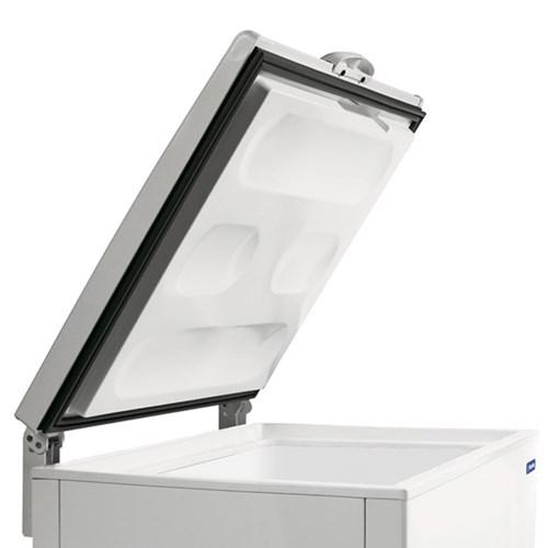 Freezer Metalfrio DA170 166L Branco - Horizontal 110V
