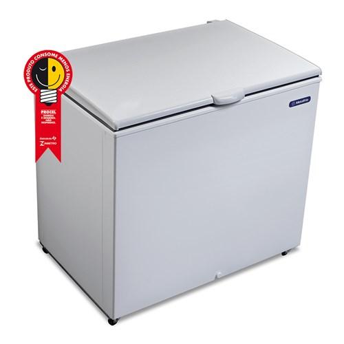 Freezer Metalfrio DA302 293L Branco - 1 Tampa Horizontal 110V