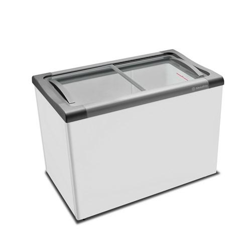 Freezer Metalfrio NF30S 284L Branco - Horizontal 110V