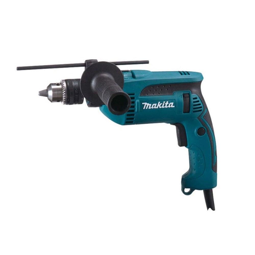 Furadeira elétrica de impacto Makita 760W - HP1640 110v