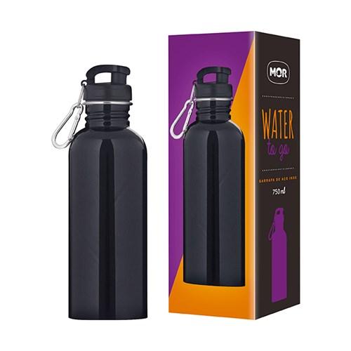 Garrafa Inox Water To Go 750ML - Mor 8057