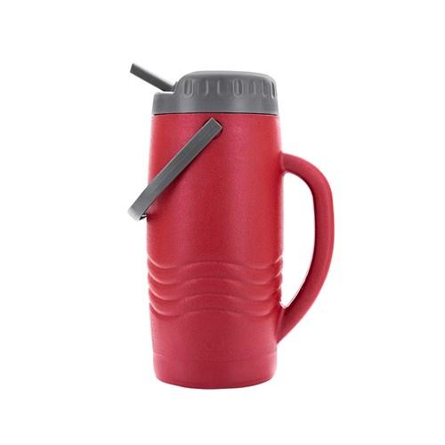 Garrafa Térmica Invicta 2,3L - Vermelho