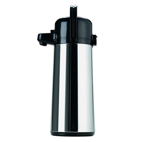 Garrafa Térmica Invicta Airpot 1,8L - Inox