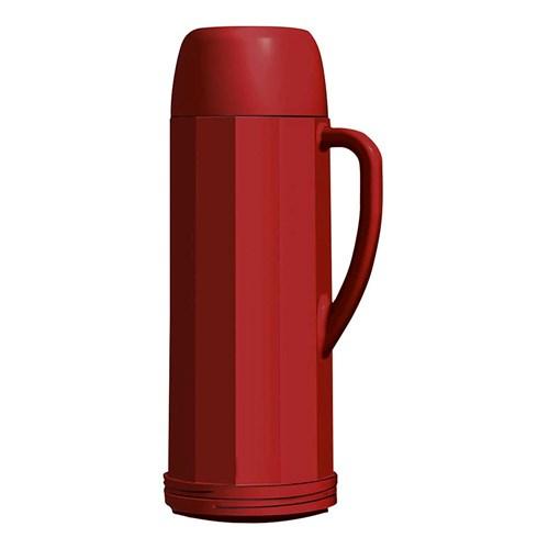 Garrafa Térmica Invicta Eureka 1,00L - Vermelho