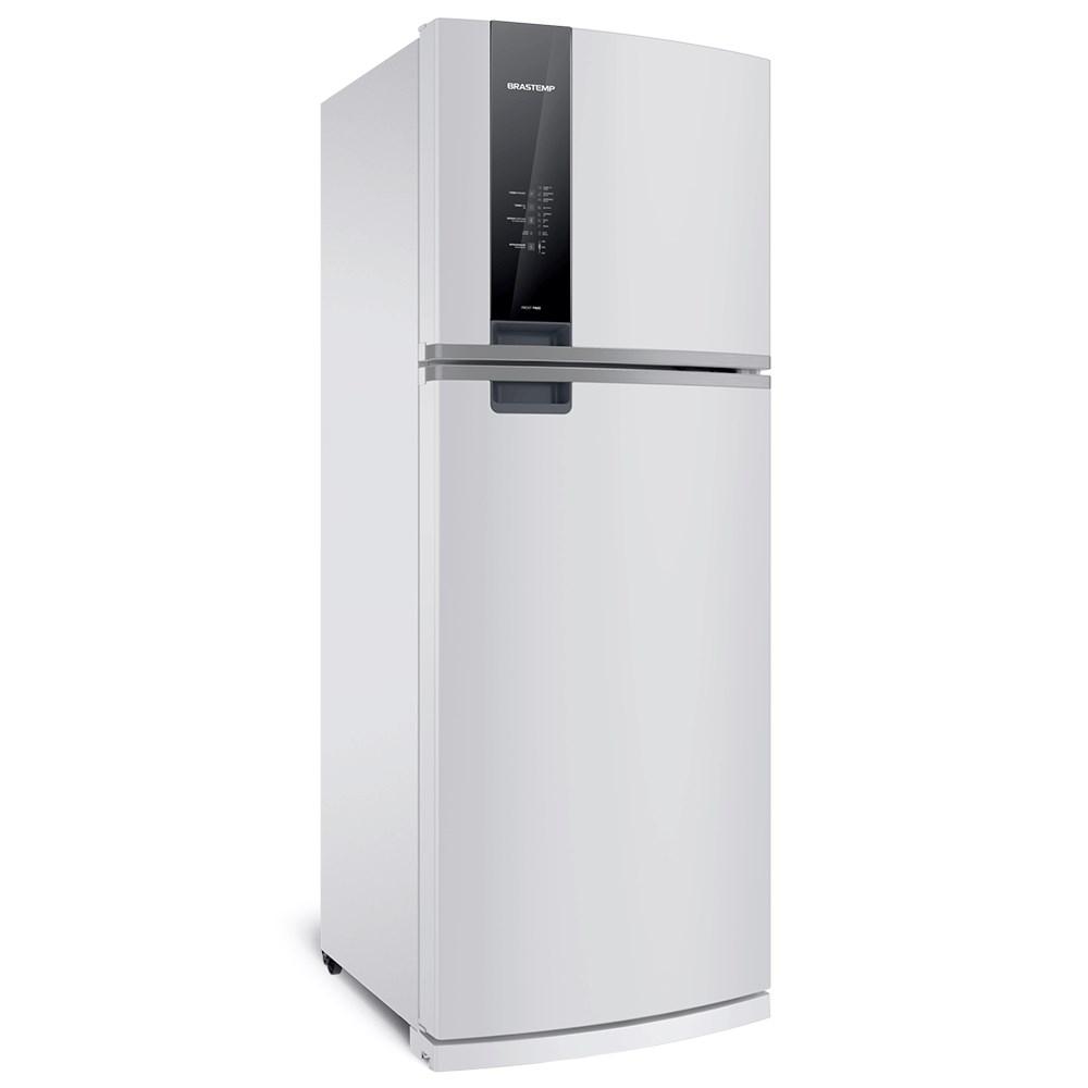 Geladeira/Refrigerador Brastemp Frost Free Duplex - 462L BRM56AB Branca 110v