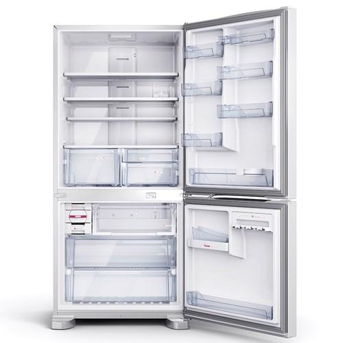 Geladeira/Refrigerador Brastemp Frost Free Duplex - 573L BRE80AB Evox 110v