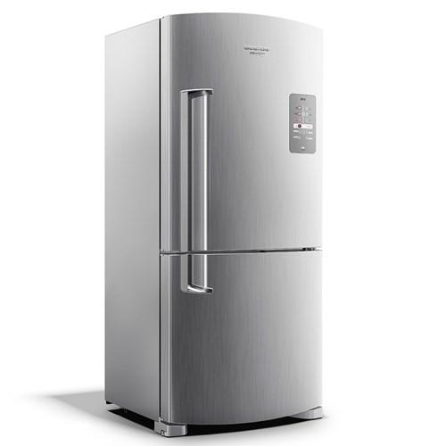 Geladeira/Refrigerador Brastemp Frost Free Duplex - 573L BRE80AK Evox 110v