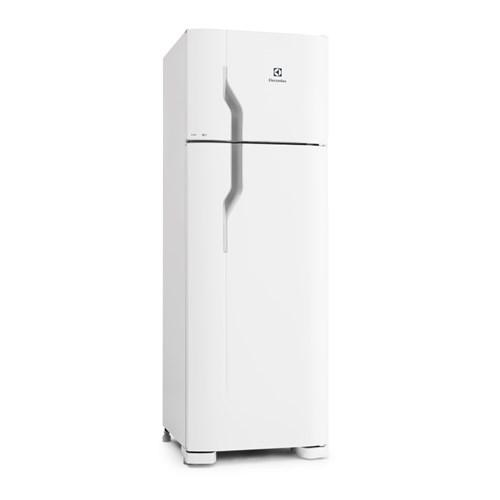 Geladeira/Refrigerador Electrolux Cycle Defrost Duplex - 260L DC35 Branca 110v