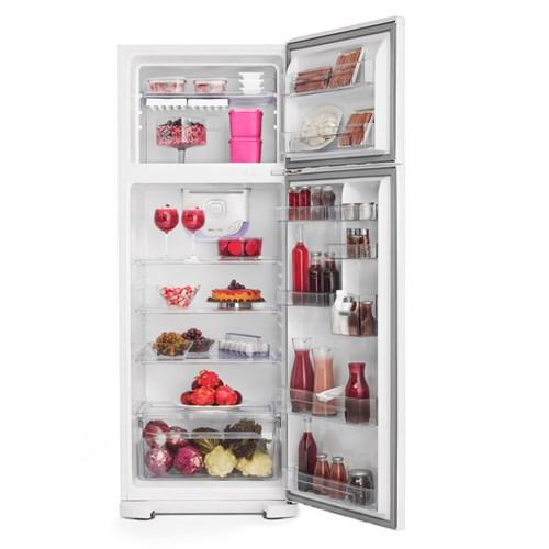 Geladeira/Refrigerador Electrolux Cycle Defrost Duplex - 462L DC49A Branca 110v