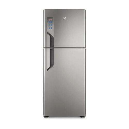 Geladeira/Refrigerador Electrolux Frost Free Duplex - 431L TF55 Platinum 110v