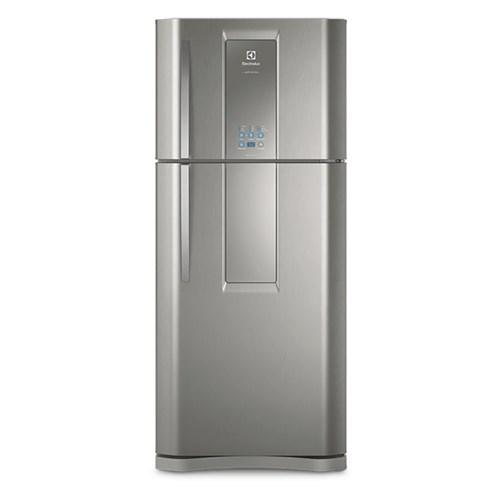 Geladeira/Refrigerador Electrolux Frost Free Duplex - 553L DF82 Inox 110v