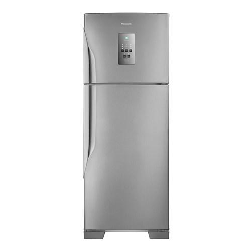 Geladeira/Refrigerador Panasonic Frost Free Duplex - 483L BT55 Inox 110v