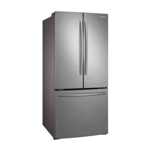 Geladeira/Refrigerador Samsung Frost Free - 547L RF220 Inox 110v