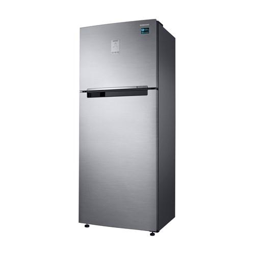 Geladeira/Refrigerador Samsung Frost Free Duplex - 453L RT6000K Inox 110v