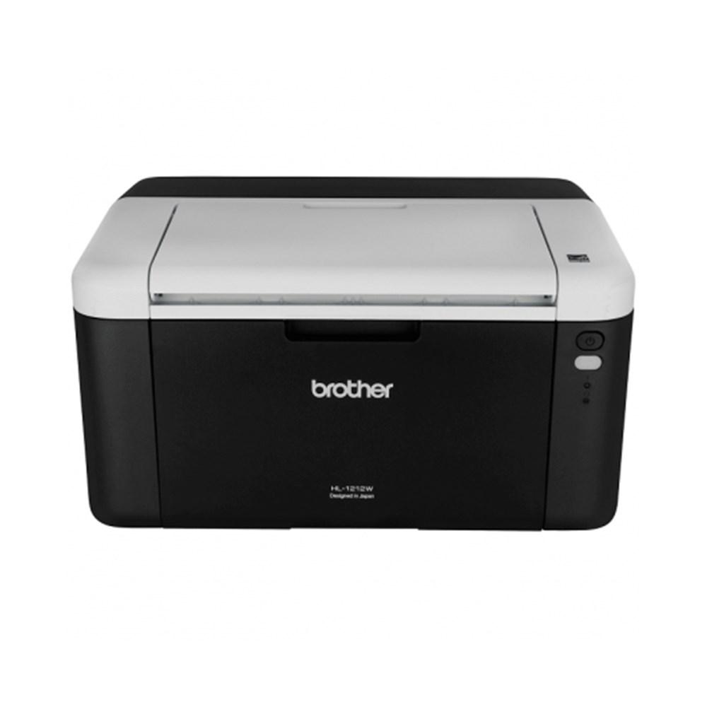 Impressora Brother Laser Monocromática HL-1212W - Wireless