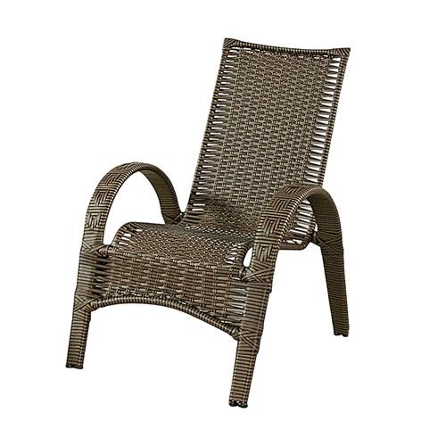 Jogo de área WJ Rainha - 04 Cadeiras