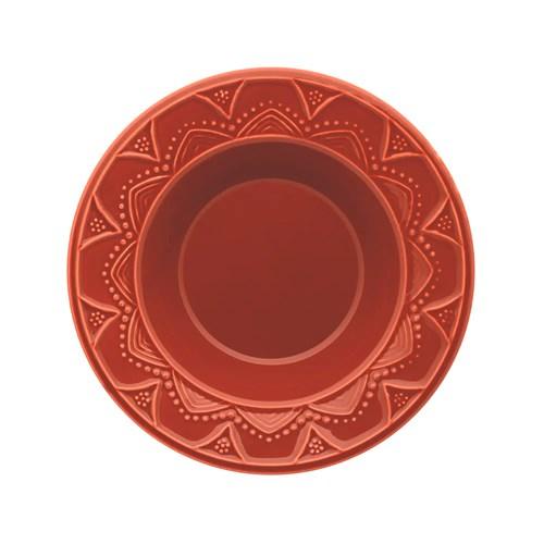 Jogo de Jantar Oxford 20 Peças - Serena Veludo 7602