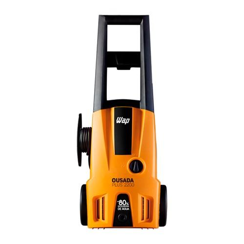 Lavadora de Alta Pressão Wap Ousada Plus 2200 - 1750 Libras Mangueira 3m 110v
