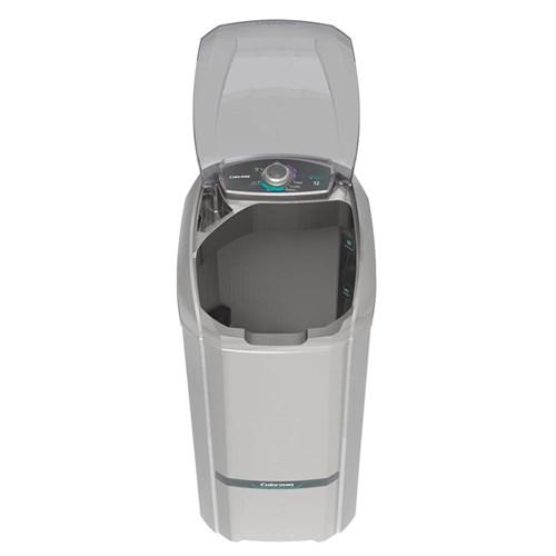 Lavadora de Roupas Colormaq LCS 12Kg - Semiautomática 5 Programas de Lavagem Cinza