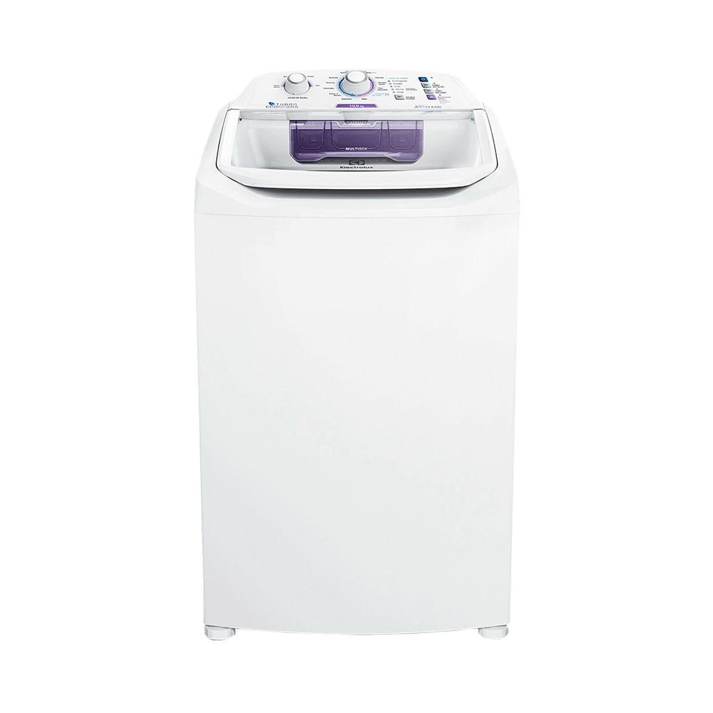 Lavadora de Roupas Electrolux LAC11 - 10,5Kg - Cesto Polipropileno - 12 Programas de Lavagem 110v