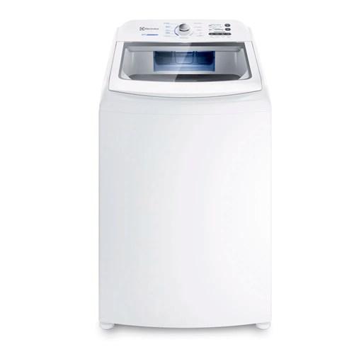 Lavadora de Roupas Electrolux LED17 17Kg - Cesto Inox 11 Programas de Lavagem 110v