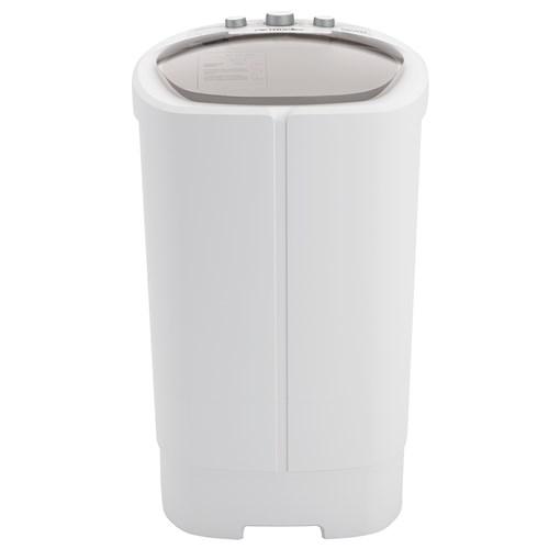 Lavadora de Roupas Mueller Big Aquatec 16Kg - Automática 7 Programas de Lavagem Branca 110v