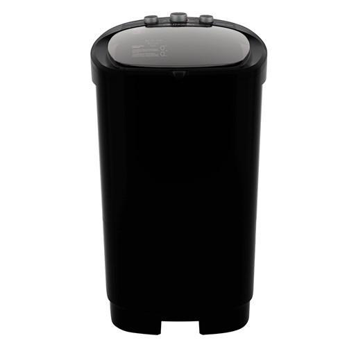 Lavadora de Roupas Mueller Family Aquatec 10kg - Semiautomática 5 Programas de Lavagem Preta