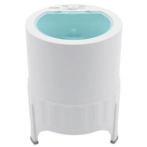 Lavadora de Roupas Mueller Plus 4,5Kg - Semiautomática 4 Programas de Lavagem Branca 220v