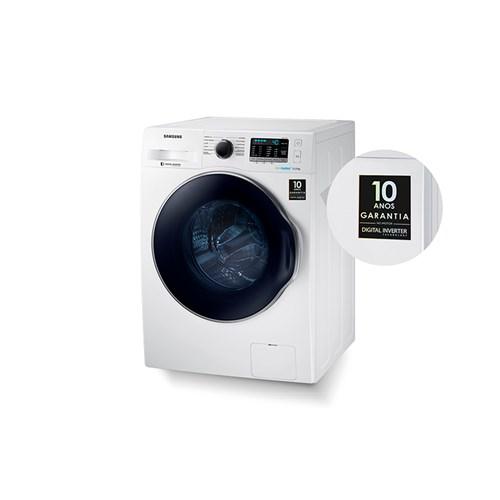 Lavadora de Roupas Samsung 11KG - WW11K6800AW/AZ - 110V