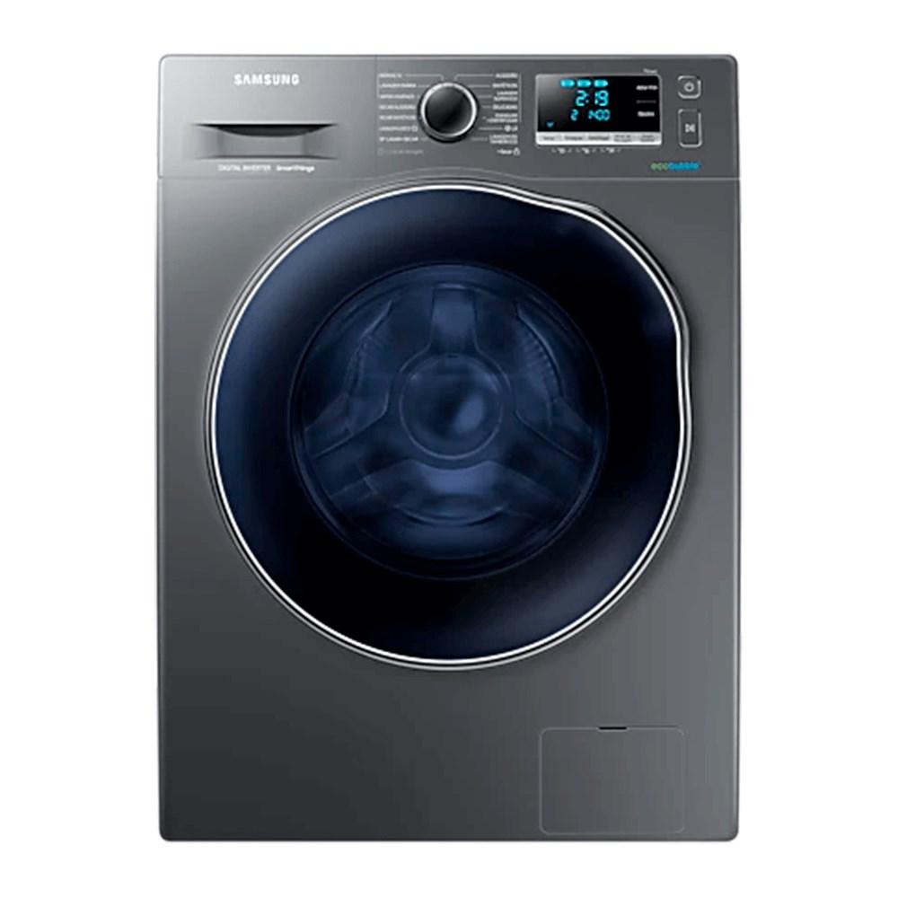 Lavadora de Roupas Samsung WD11J64E4AX/AZ 11Kg - Lava e seca 15 Programas de Lavagem