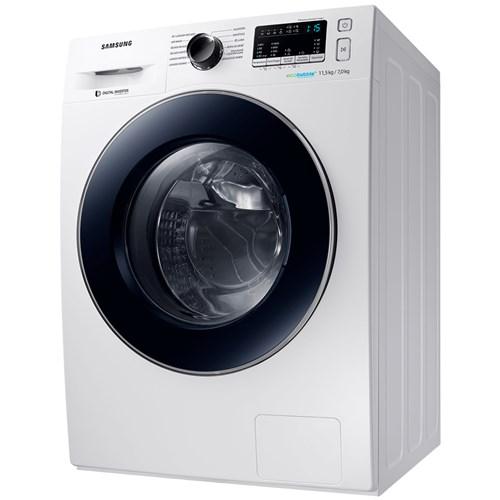Lavadora de Roupas Samsung WD11M4453JW/AZ 11Kg - Lava e seca 12 Programas de Lavagem 110v