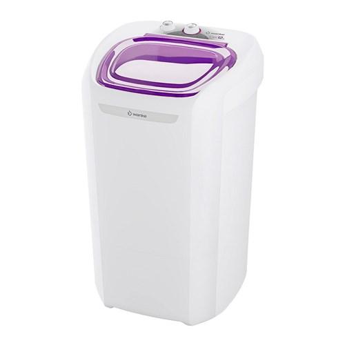 Lavadora De Roupas Semiautomática Wanke Priscila Mais - Lilás 12 Kg