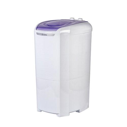 Lavadora de Roupas Wanke Isabela 12Kg - Semiautomática 3 Programas de Lavagem