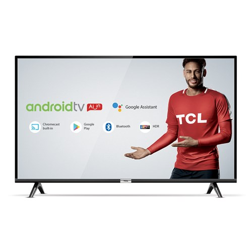 """LG Smart TV 4K 32S6500S 32"""", Controle Remoto, 2 HDMI"""