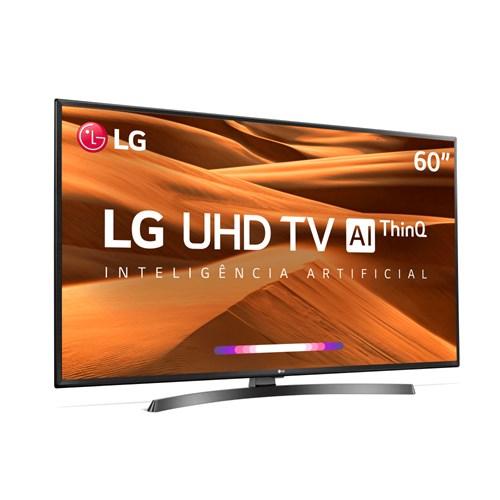 """LG Smart TV 4K 60UM7270P 60"""" LED - HDR10 Controle Remoto e Bluetooth"""