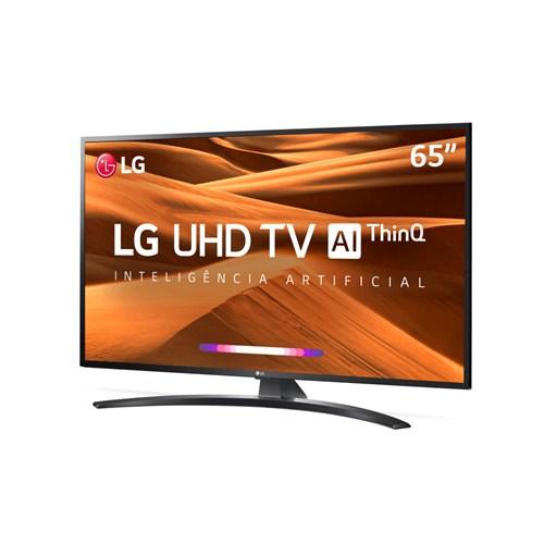 """LG Smart TV 4K 65UM7470P 65"""" LED - HDR10 Controle Remoto e Bluetooth"""