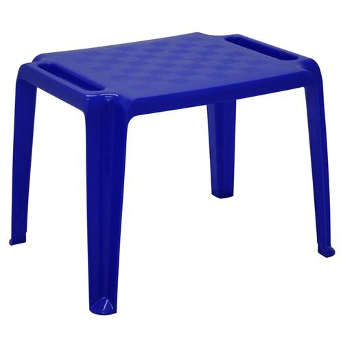 Mesa Infantil Tramontina Dona Chica - Azul em Polipropileno