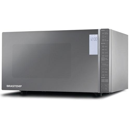 Micro-ondas Brastemp 32L BGM45AR - Prata