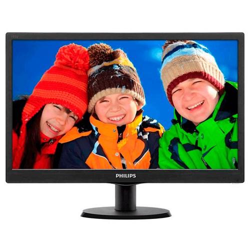 Monitor Philips 18,5 LED 193V5LHSB2