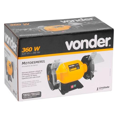 Motoesmeril Vonder - 360w 110v