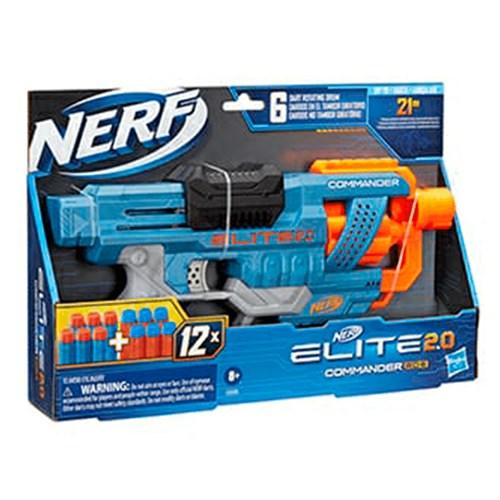 Nerf Elite 2.0 Commander - Hasbro E9486/6916