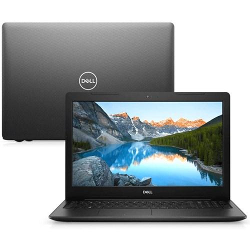 """Notebook Dell Inspiron i15-3584-A10P Intel Core i3 4GB - 1TB 15.6"""" Windows 10 Home"""