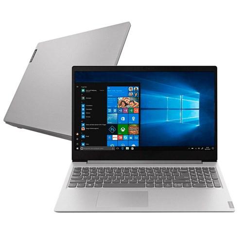 """Notebook Lenovo Ideapad S145-15IIL Intel Core I3 4GB - 1TB HD 15,6"""" W10"""