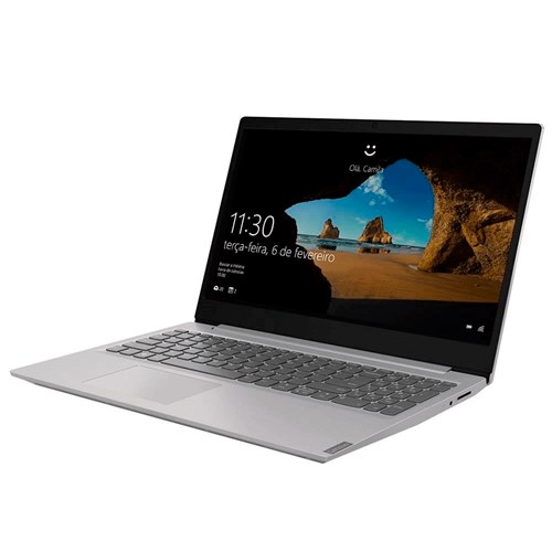 "Notebook Lenovo ideapad S145 - 81V70005BR  Ryzen 5 12GB - 1TB - Tela de 15.6"" - Windows 10"