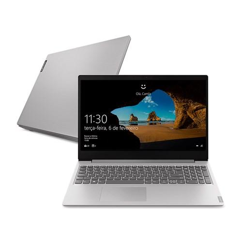 "Notebook Lenovo Ideapad S145-81V70009BR Ryzen 7-3700U 8GB - 512GB SSD - Tela De 15,6""- Windows 10"