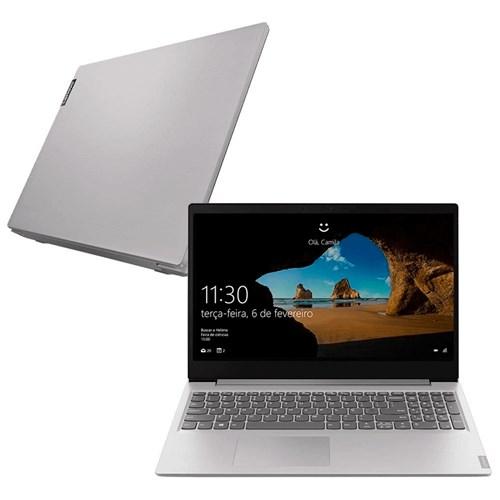 "Notebook Lenovo ideapad S145 - 81XM0002BR Intel Core I3 4GB - 1TB - Tela de  15.6"" - Windows 10"