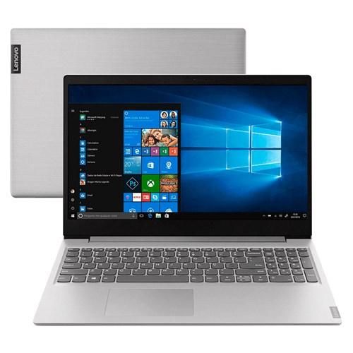 "Notebook Lenovo Ideapad S145-82DJ0005BR Core i5-1035 20GB (4GB+16GB Optane) - 1TB 15.6"" Windows 10"