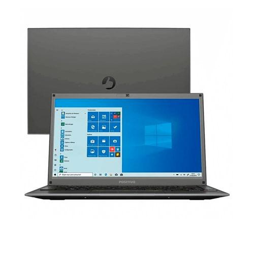 "Notebook Positivo Motion C4500D Intel Celeron Dual Core - 4GB 500GB 14"" Windows 10"