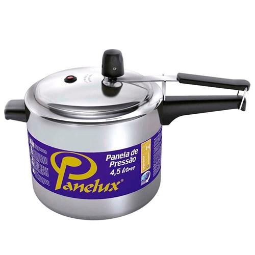Panela de Pressão 4,5 litros - Panelux Polida